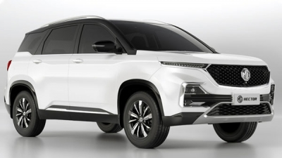 MG Hector Dual-Tone Variant Launched In India
