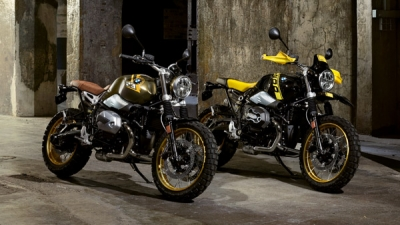 BMW R nineT & R nineT Scrambler Launched In India