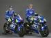 2015 MotoGP Suzuki Ecstar Livery Unveiled By Espargaro & Vinales