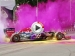 David Coulthard Performs Donuts In Red Bull Hyderabad Event