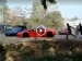 Supercars On The Run As Mad Mob Pelts Them With Stones