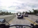 Watch A Motorcyclist Slam Into A Car After Driver Cuts Him Off