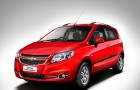 Chevrolet Sail Hatchback Images