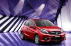 Honda Brio Images