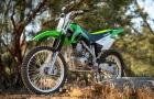Kawasaki KLX 140G Images