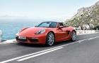 Porsche 718 Boxster Images