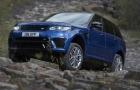 Range Rover Sport SVR Images