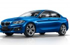 2017 BMW 1 Series Sedan Images