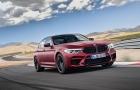 2018 BMW M5 Images