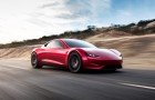 Tesla Roadster Images