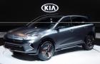 Kia Niro EV Concept Images