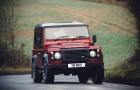 Land Rover Defender V8 Anniversary Edition Images