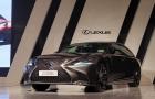 Lexus LS 500h Images