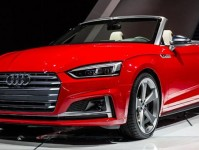 2017 Audi A5 And S5 Cabriolet Images