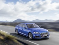 2017 Audi A5 and S5 Sportback Images