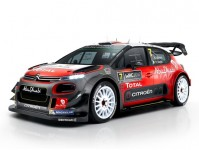 2017 Citroen C3 WRC Rally Images