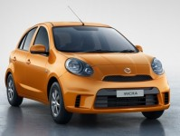 Nissan Micra Active Images