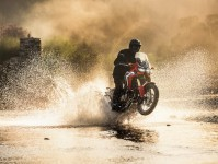 Honda Africa Twin Images
