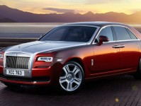 Rolls-Royce Ghost Images