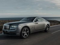 Rolls-Royce Wraith Images