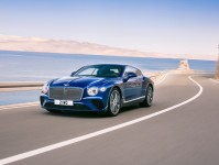 2018 Bentley Continental GT Images
