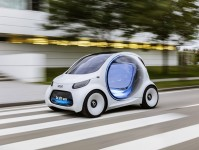 Smart Vision EQ ForTwo Concept Images