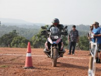 BMW Motorrad International GS Trophy India Qualifier Images