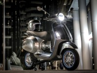 2018 Vespa Elettrica Images