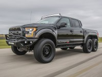 Hennessey VelociRaptor 6X6 Images
