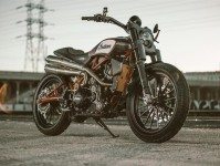 Indian Scout FTR1200 Custom Images