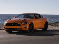 2018 Ford Mustang Images