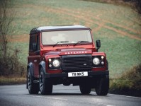 Land Rover Defender V8 Anniversary Edition Images