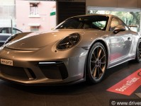 Porsche 911 GT3 In Bangalore Images