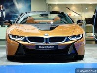 BMW i8 Roadster Images