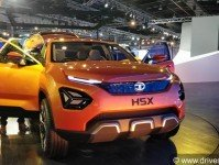 Tata H5X Concept SUV Images