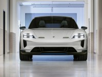 Porsche Mission E Cross Turismo Images