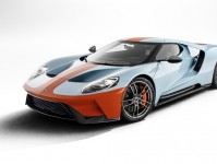 2019 Ford GT Heritage Edition Images