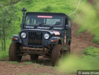 Mahindra Adventure Off-Road Training Academy Images