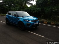 Range Rover Evoque Landmark Special Edition Images