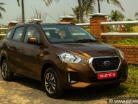 Datsun Go Plus Images