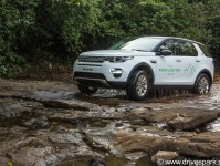 Land Rover Off-Road Experience Images