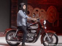 New Jawa Motorcycles Images