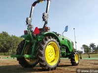 John Deere India - 20th Anniversary And 3028EN Tractor Launch Images