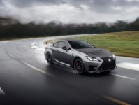 2019 Lexus RC F Track Edition Images