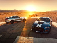 Ford Mustang Shelby GT500 Images