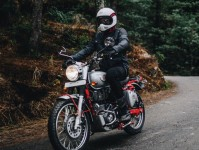 Royal Enfield Bullet Trials 350 Images
