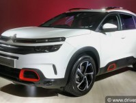 Citroen C5 Aircross SUV Images