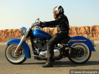 Harley-Davidson Softail Deluxe Images