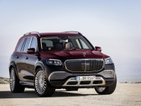 Mercedes-Maybach GLS 600 Images