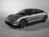 Sony Vision-S Electric Car Concept Images